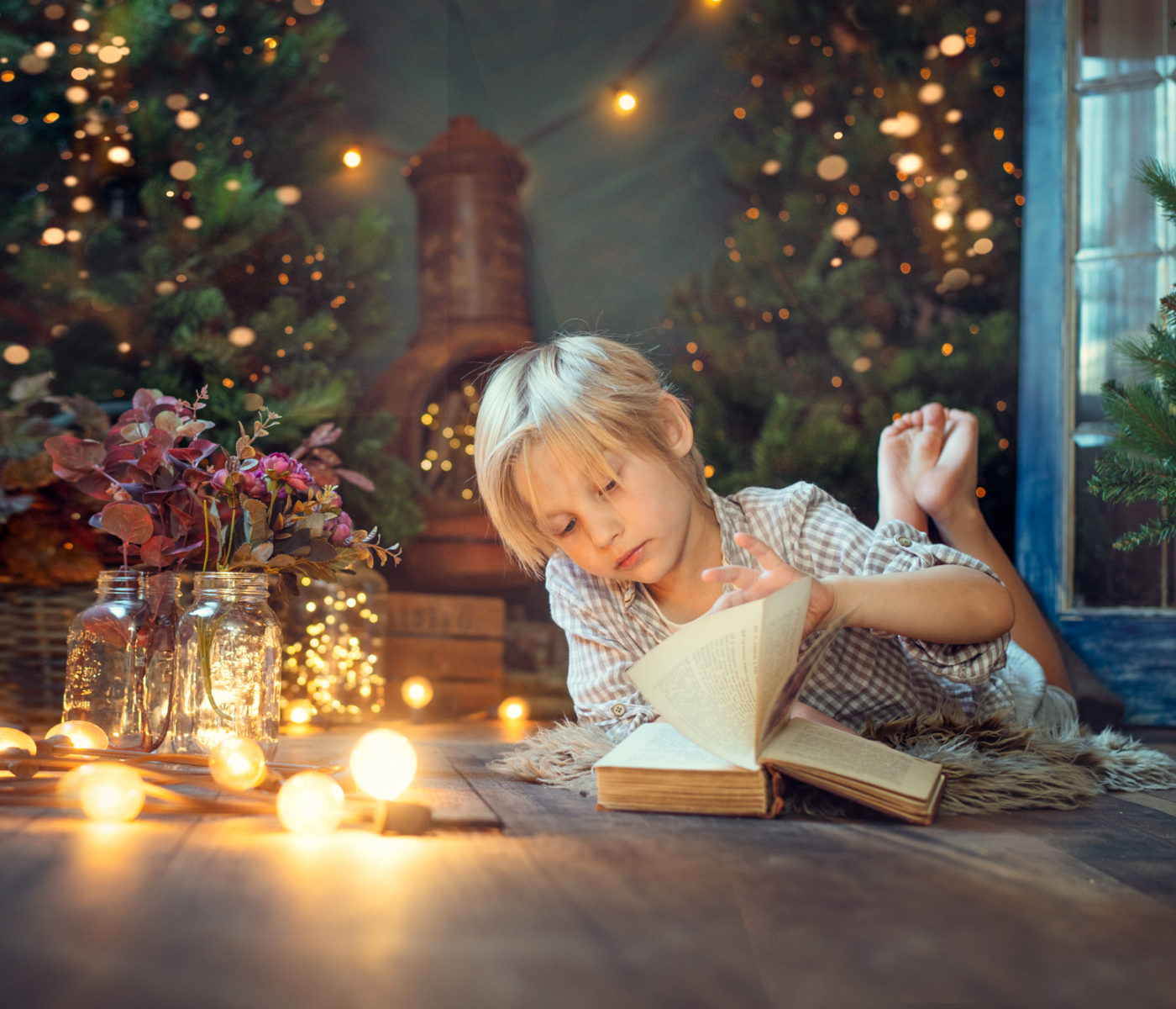 Christmas-Photography-Vancouver-magical-book